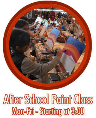 After School Paint Classes
